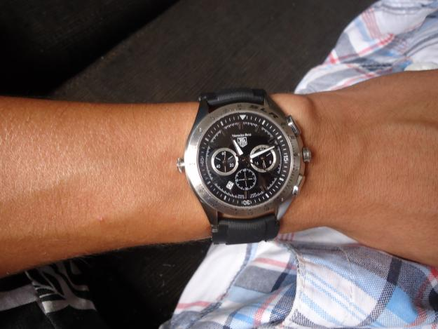 ce12095ae2f Relogio Tag Heuer Mercedes Benz Slr Original « One More Soul