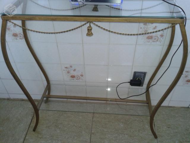 Aparador Cozinha Ikea ~ aparador em ferro com vidro moldura com espelho cor