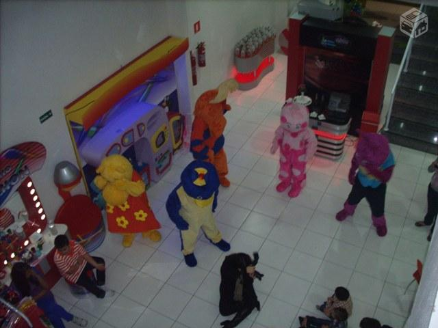 Backyardigans Personagens animados