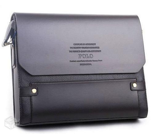 Bolsa De Couro Usada : Pasta maleta couro montblanc marrom vazlon brasil