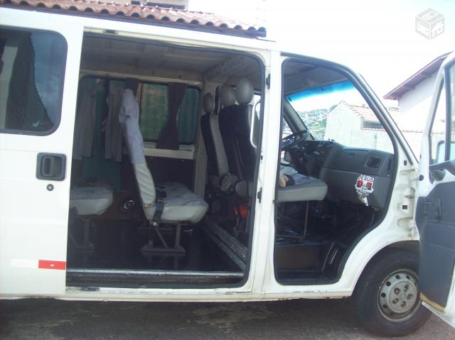 Peugeot boxer  - turbo D - intercoolada-  lug -