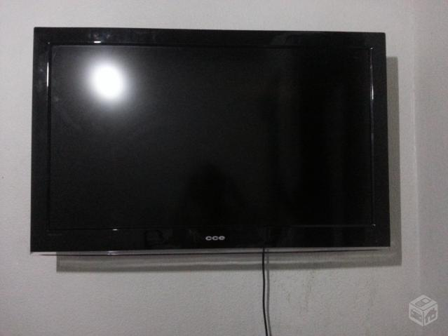 Tv cce  original com display quebrado