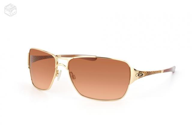 a4403618e13b8 óculos Feminino Oakley Impatient Gold Vr50   Cepar