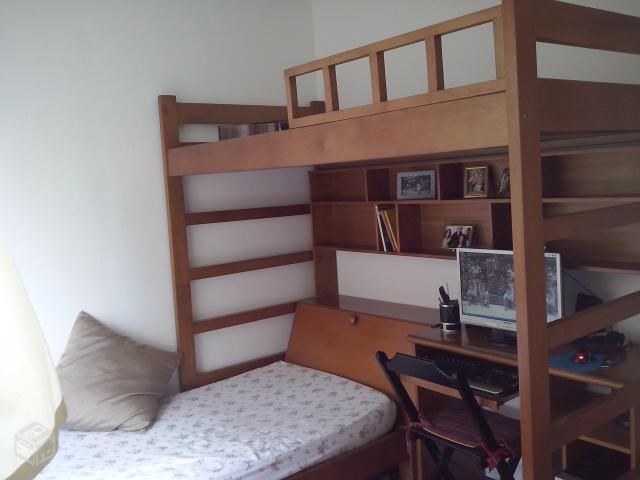Quarto Juvenil Completo Em Madeira ~ jogo de quarto completo com 2 camas em perfeito estado  Vazlon Brasil