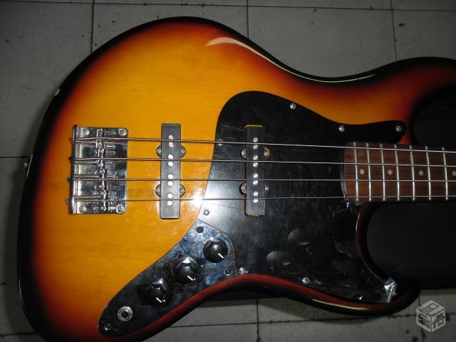 Circuito Para Baixo Jazz Bass : Contra baixo fender luttier jazz bass vazlon brasil