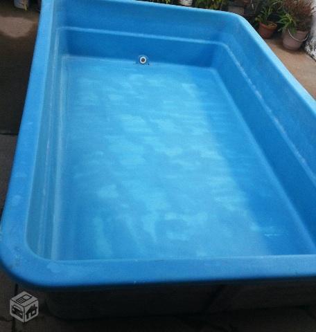 Reformas de piscina e caixa d agua de fibra vazlon brasil for Vendo piscina de fibra