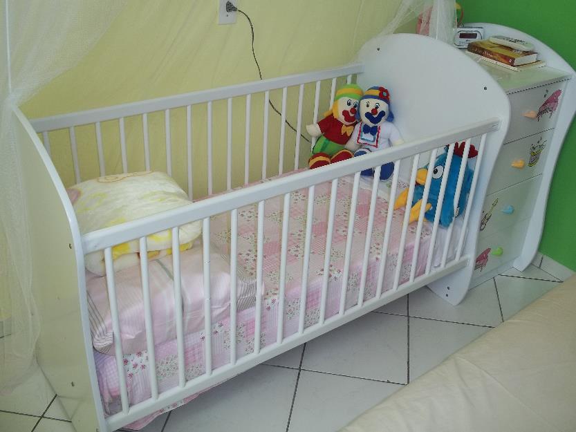 quarto de bebe completo guarda roupas berco e comoda  ~ Conjunto Quarto Infanto Juvenil