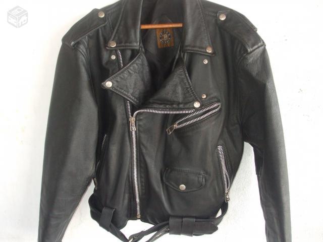 d8f0980b0fd jaqueta couro julian marcuir tamanho m   OFERTAS