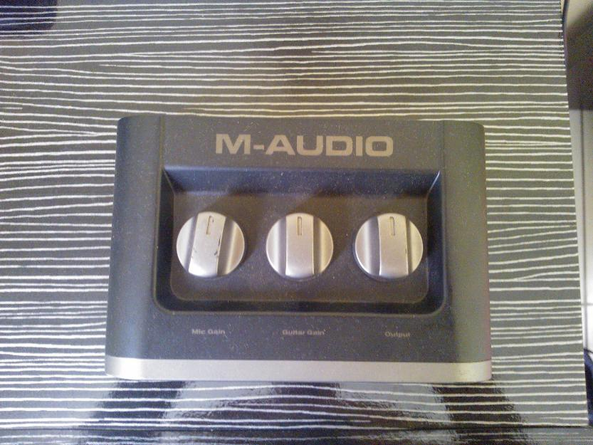m audio fast track pro manual