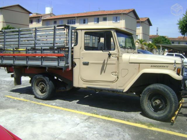 Toyota Band.picape 4x4 vd/tr -