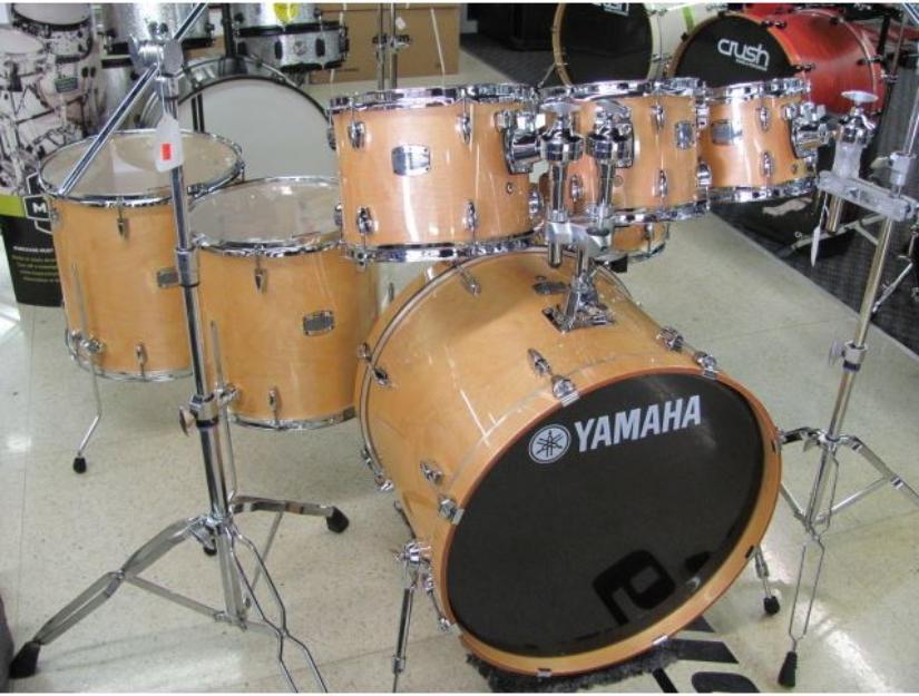Yamaha Stage Custom Drum Kit For Sale