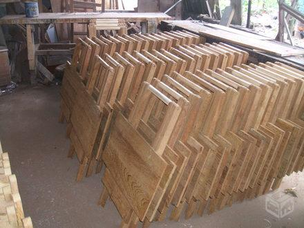 Mesa com 4 cadeiras acoplada para lanchonete vazlon brasil for Mesas para restaurante usadas