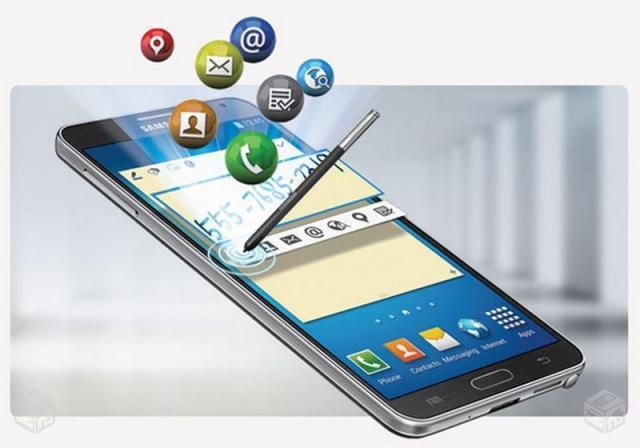 Celular Desbloqueado Samsung Galaxy S4 Gt I9500 Branco Com: Celular Samsung Galaxy Note 3 Branco 4g Branco Novo Otimo
