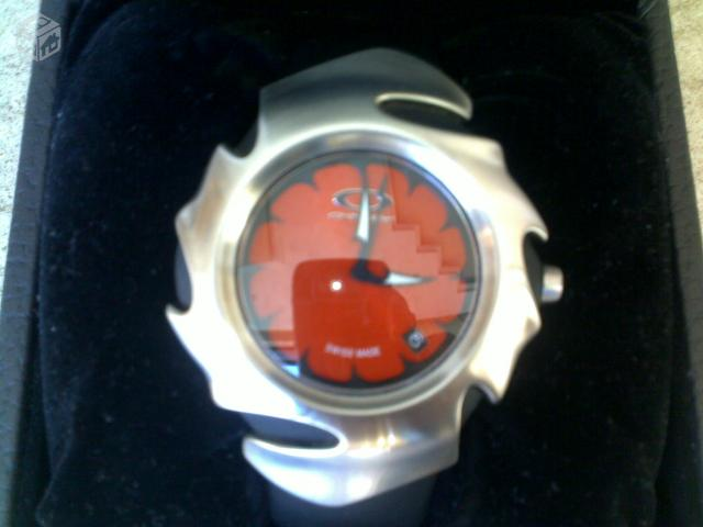 0382dd32d1e relogio oakley detonator red   OFERTAS
