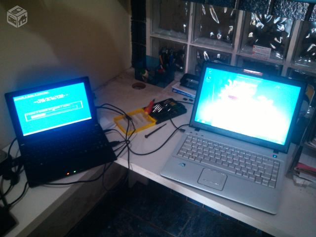 Notebook + netbook