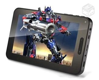 Tablet Android , Lcd 7' Wifi Camera Ghz Novo