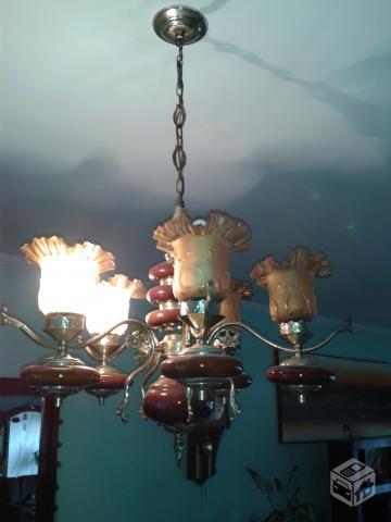 Lustres e arandelas estilo lanterna arabe usadas porem for Sala de estar estilo arabe