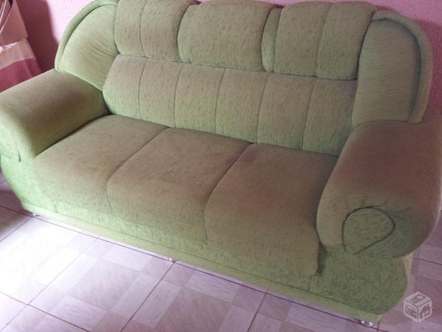 Sofas usados sofa marrom compra e venda em osasco sao - Sofas baratos usados ...