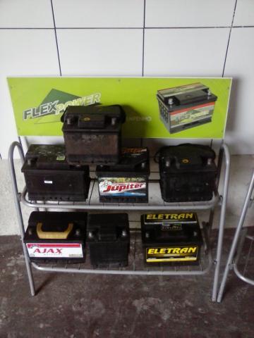 Baterías usadas