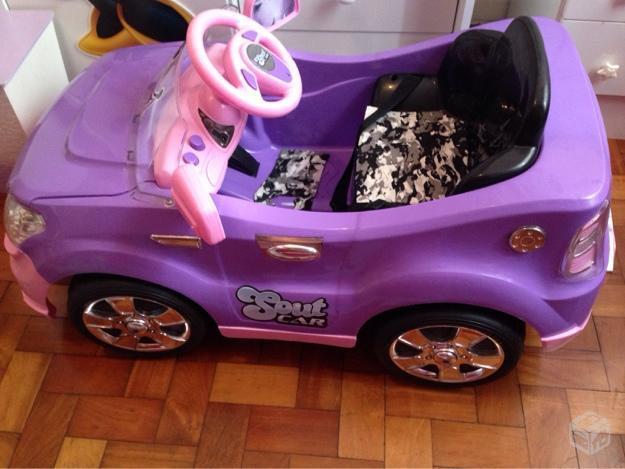 Carro infantil homeplay modelo sout park estado de novo for Homeplay