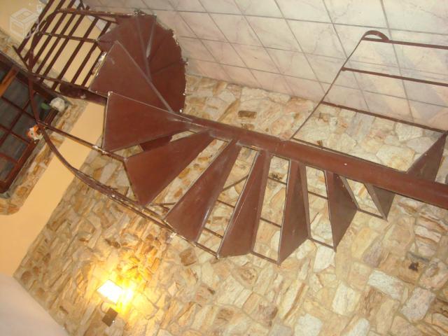 Escadas Caracol de Ferro Escada Caracol de Ferro