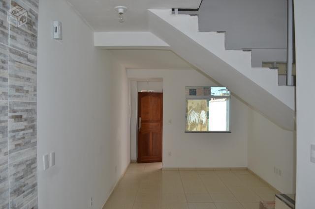 casa nova duplex de no santos dumont vendo ótima casa nova duplex c
