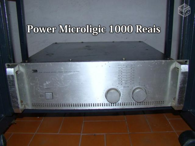 Power Ciclotron, ou Micrologic barato