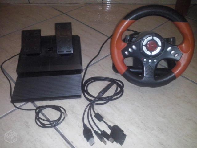 VOLANTE RACER F1 UNIVERSAL DRIVER WINDOWS XP