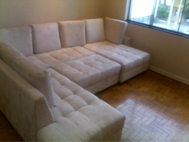 Sofa em modulos vazlon brasil for Sofas por modulos