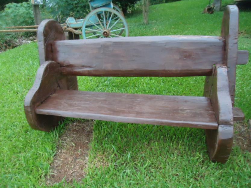 banco de jardim antigo : banco de jardim antigo:banco de madeira para jardim banco s feitos de madeira ótimo para