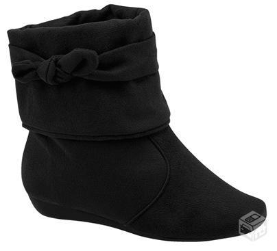 32ccfd1382 bota molekinha polaina camurca infantil feminino cod d85 0319 003 ...