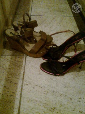 41cc21280 sandalia feminina montelli sonho retro couro [ OFERTAS ] | Vazlon Brasil