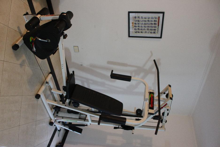 Estação de musculação kikos hg- Nova - R$