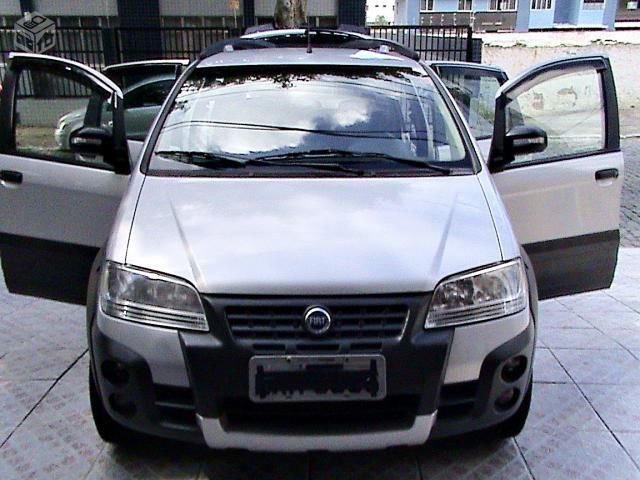 Fiat idea adventure e torq gnv ofertas vazlon brasil for Fiat idea adventure 2008 caracteristicas