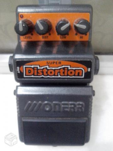 Pedal Super Distortion