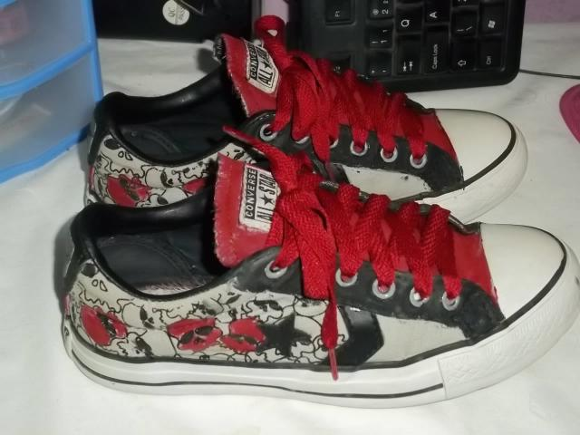 Tenis all star converse original unissex tam