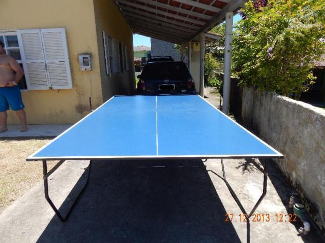 Otima mini mesa de ping pong semi nova ofertas for Mesa de ping pong usada