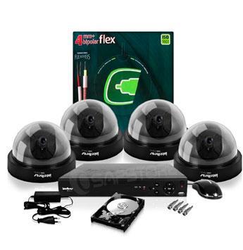 Kit promocao cameras de seguranca intelbras vazlon brasil for Kit da garage stand alone