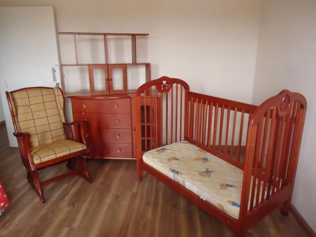 Quarto Juvenil Completo Em Madeira ~ quarto infantil completo em mogno quarto completo ber?o c?moda