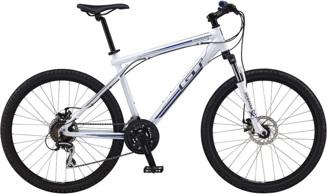 bicicleta gt agressor novíssima!