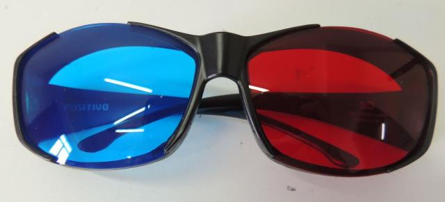 a31103326cb25 oculos 3d anaglifo red cyan   OFERTAS     Vazlon Brasil