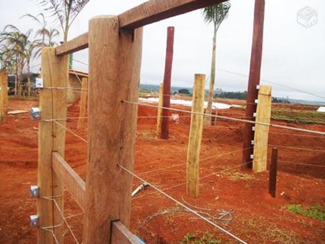 cerca de eucalipto tratado para jardim:mourões de eucalipto tratado estacas e mourões de eucalipto tratado