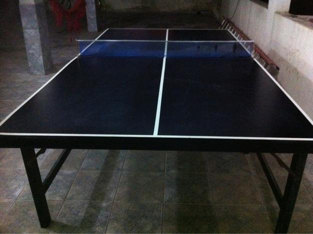 Mesa de ping pong profissional procopoio vazlon brasil for Mesa de ping pong usada