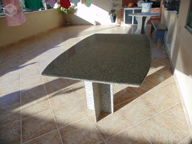Mesa para escritorio em granito ofertas vazlon brasil - Mesa de granito ...