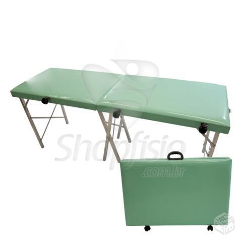Mesa de massagem portatil usada perfeito estado pouco uso - Mesa de portatil ...