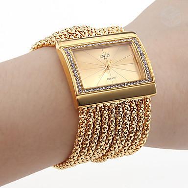 15e372d04b1 relogio feminino bracelete estilo diamante   OFERTAS