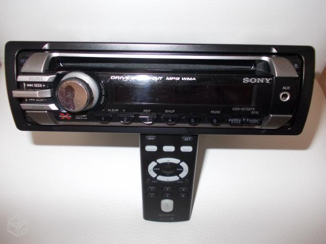 CD Player Sony CDX-GTX