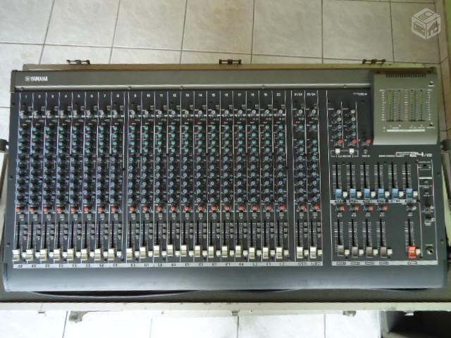 Yamaha Mgcx