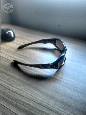 035da2229a500 oculos oakley monster dog crystal marrom   OFERTAS