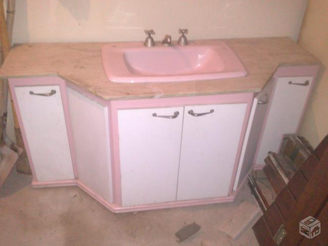 pia para banheiro em marmore com armario rio de janeiro  Vazlon Brasil -> Pia De Banheiro Rj